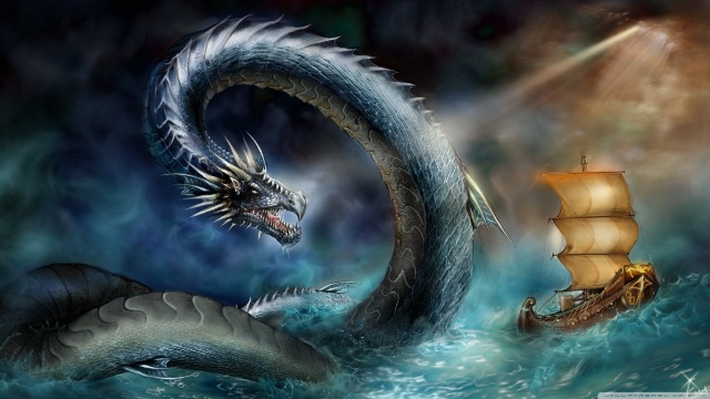 Stunning Dragon Wallpaper 10