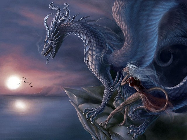 Stunning Dragon Wallpaper 19