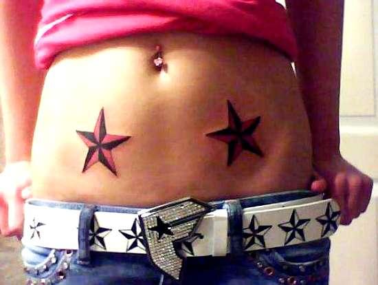 Twin Star Tattoos