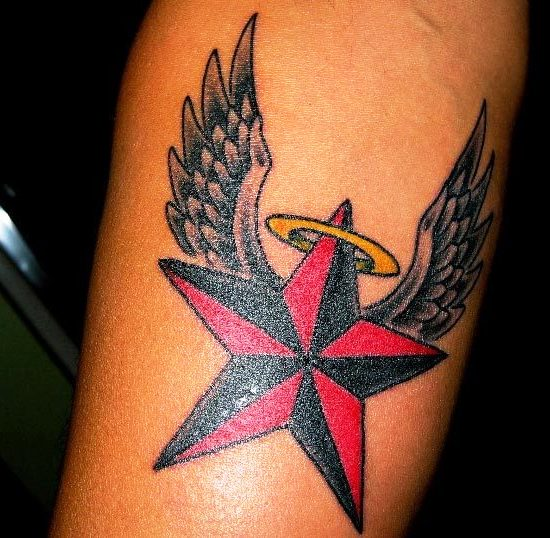 Pictures of Star Tattoo