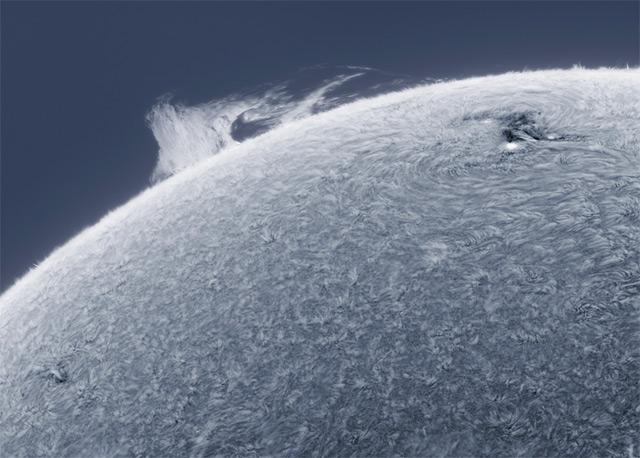 Spectacular High Definition Sun Photograph - 6