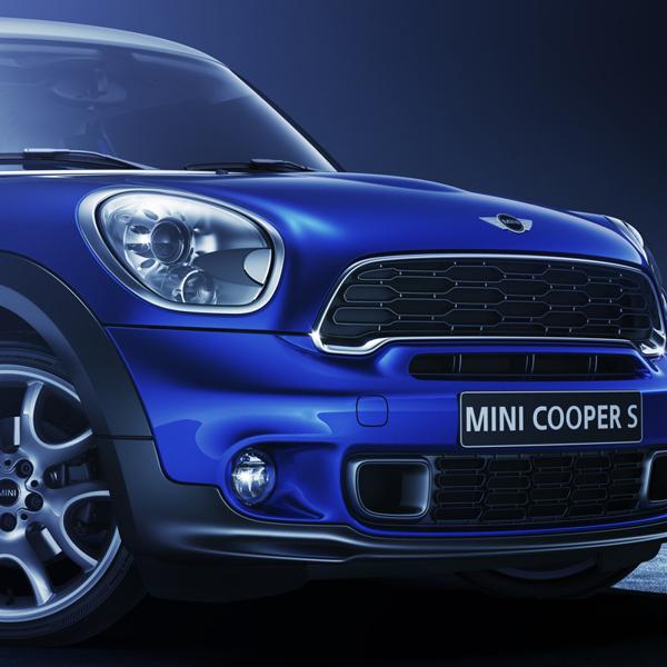 Mini Cooper Front