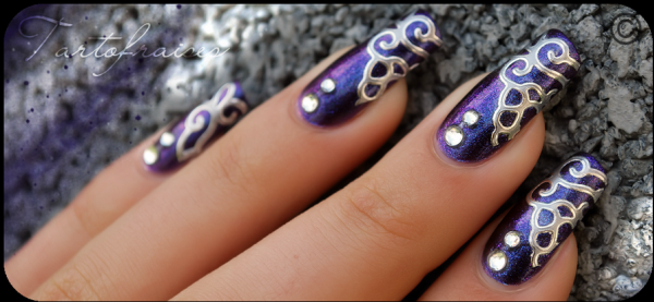 20 Funky Examples of Nail Art and Design