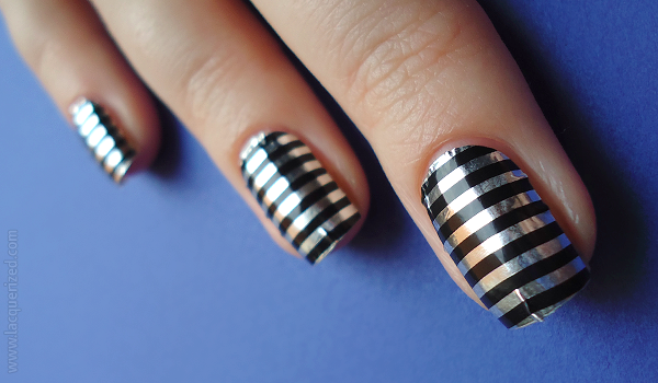 Silver Stripes