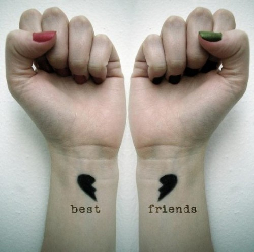 Best Friend Tattoo Quotes