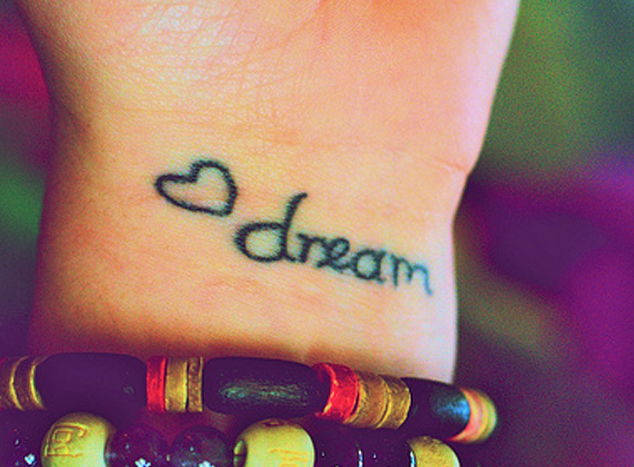Dream Tattoo