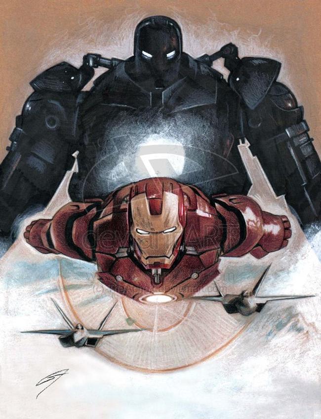 Iron Man Bring it On