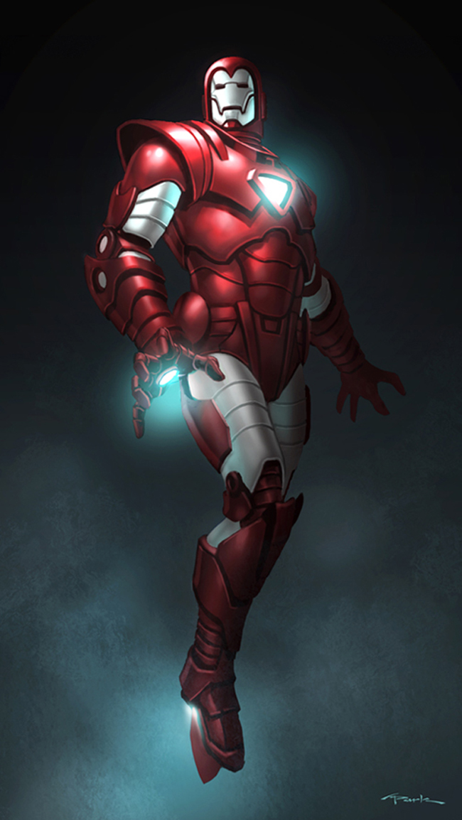 Iron Man Illustration 13