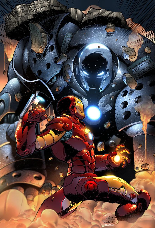 Iron Man Illustration 14