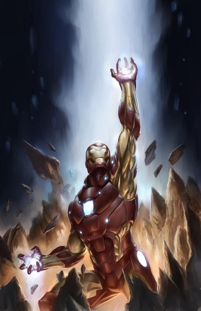 Iron Man Illustration 16