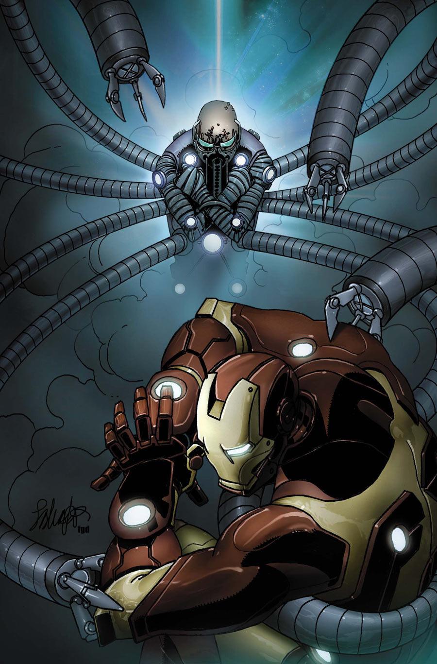 Iron Man Illustration - 2