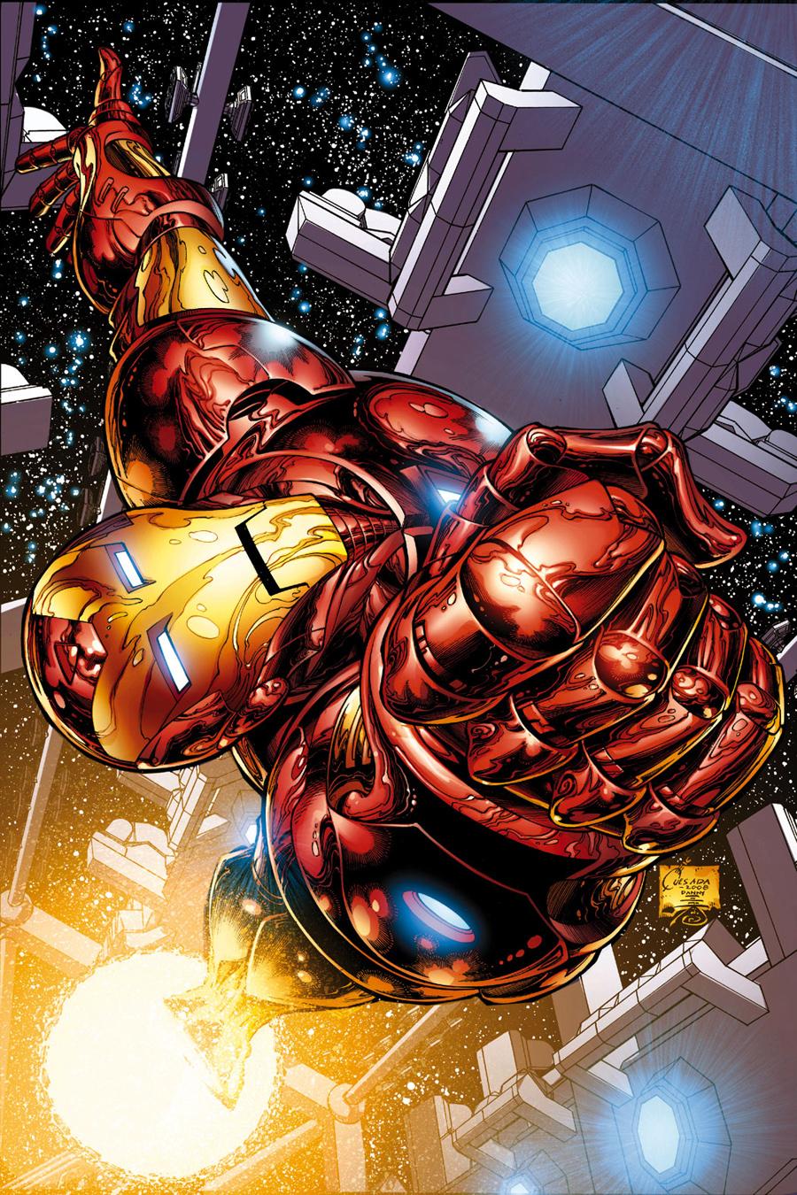 Iron Man Illustration 22