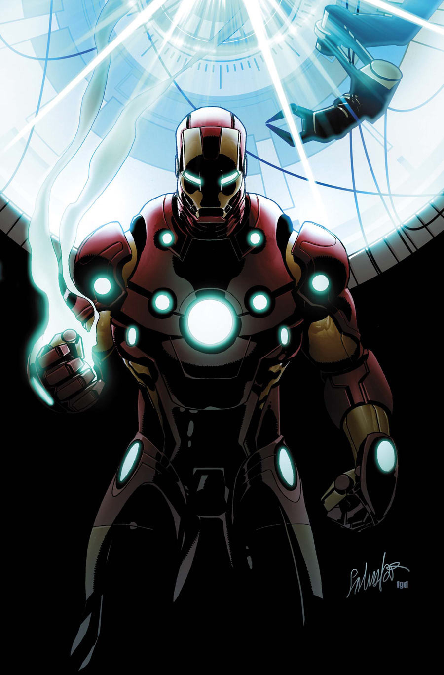Iron Man Illustration - 3