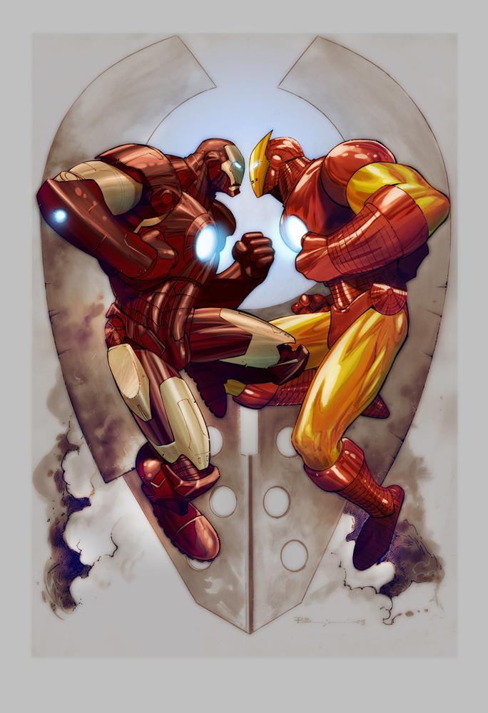 Iron Man Illustration 4
