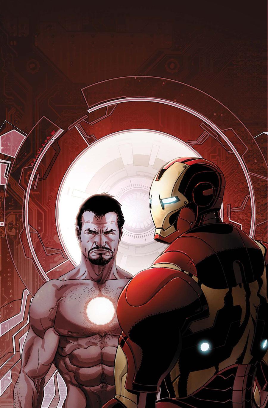 Iron Man Illustration 5