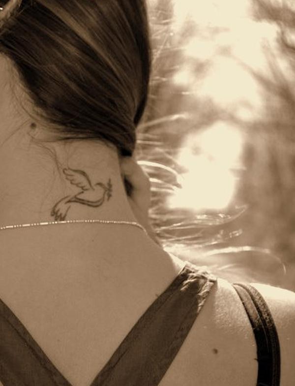 Wild Dove Tattoo