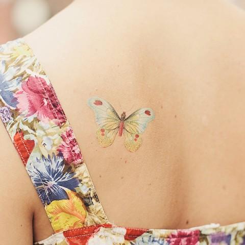 Butterfly Tattly