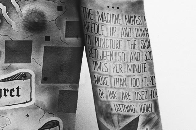 Tattoo Infographic - 2