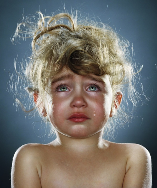 jill greenberg crying baby 1