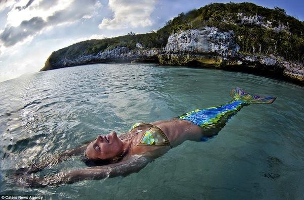 Real Life Mermaid - 10