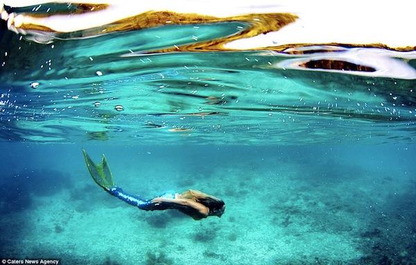 Real Life Mermaid - 3