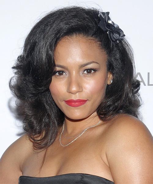 April L. Hernandez Hairstyle