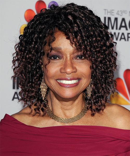 Beverly Todd Hairstyle