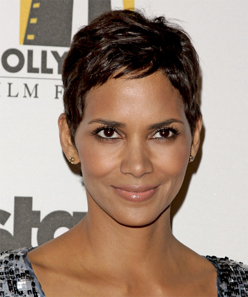 Short Hairstyles for Black Women of Celebrities