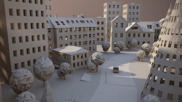 Paper City - 1