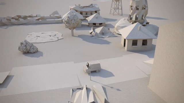 Paper City - 2