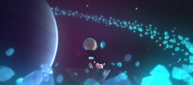 Spacebound Animation 1