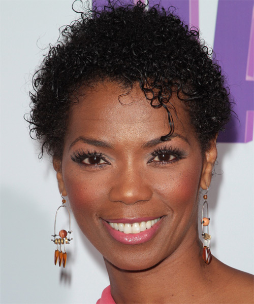Vanessa A Williams Hairstyle