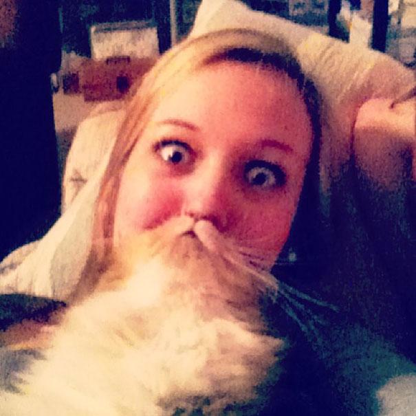Cat Beard 6