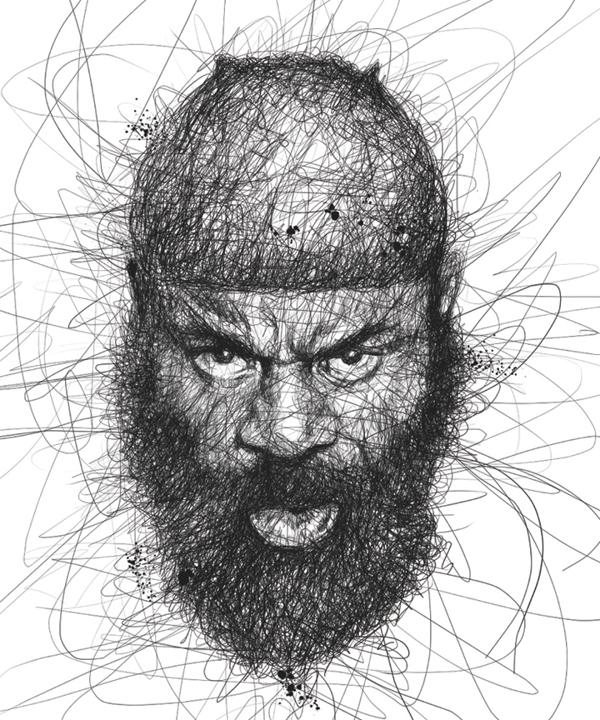 Superstar Sketch