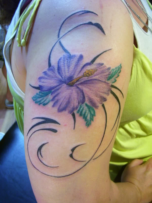 Flower Tattoo 12