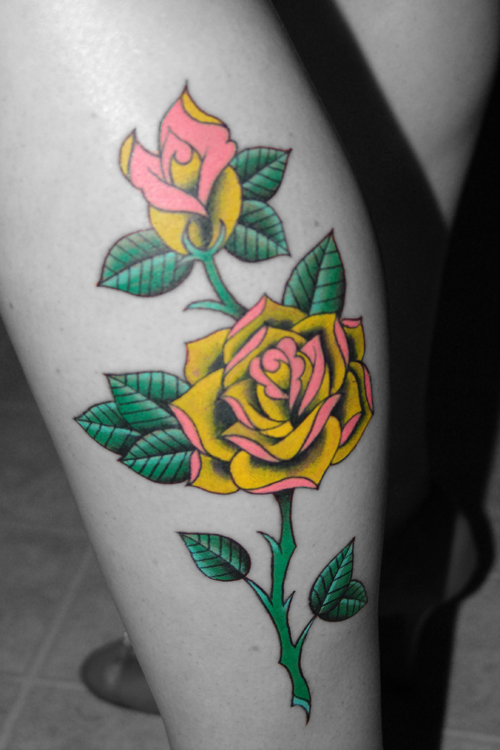 Flower Tattoo 13