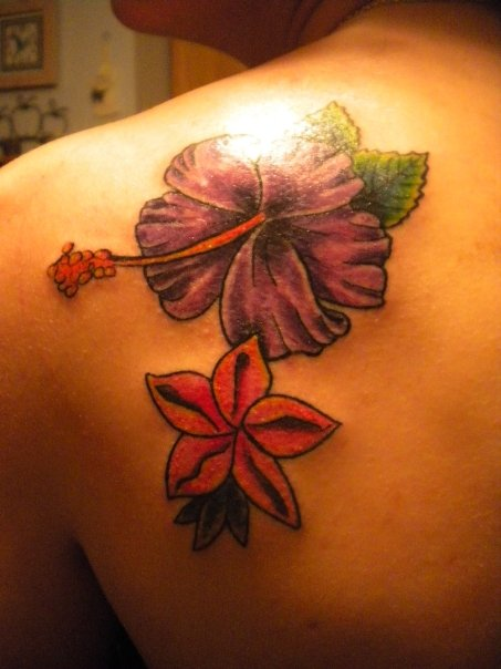 Flower Tattoo 21