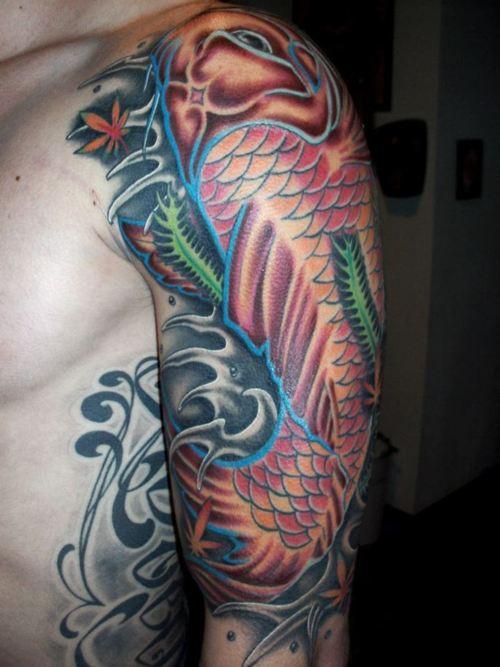 variety of sleeve tattoos design inspirebee. Black Bedroom Furniture Sets. Home Design Ideas