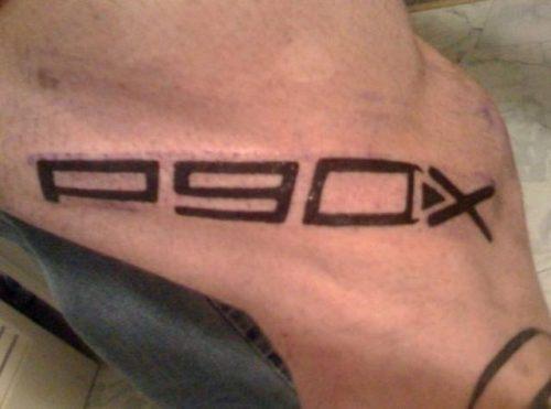 Brand Tattoo - 4