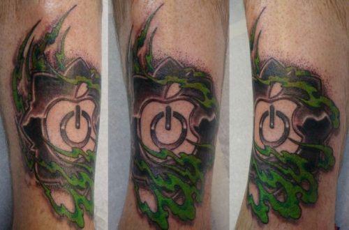 Brand Tattoo 3