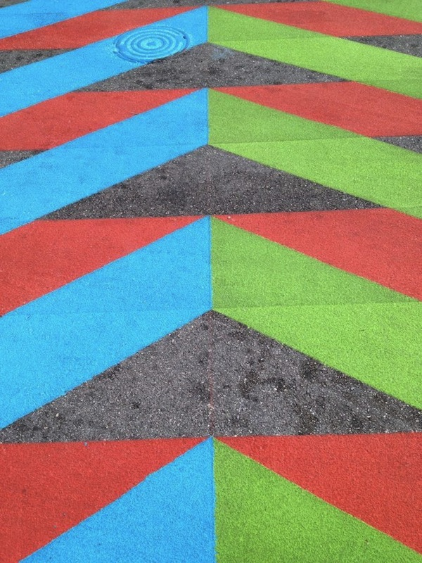 Cross Walk Art - 7