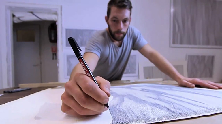 Free Hand Drawing John Franzen