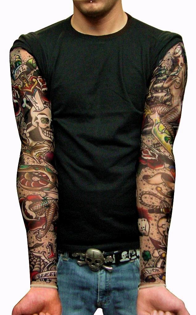 Variety of sleeve tattoos design inspirebee for Ideas for half sleeve tattoos for men