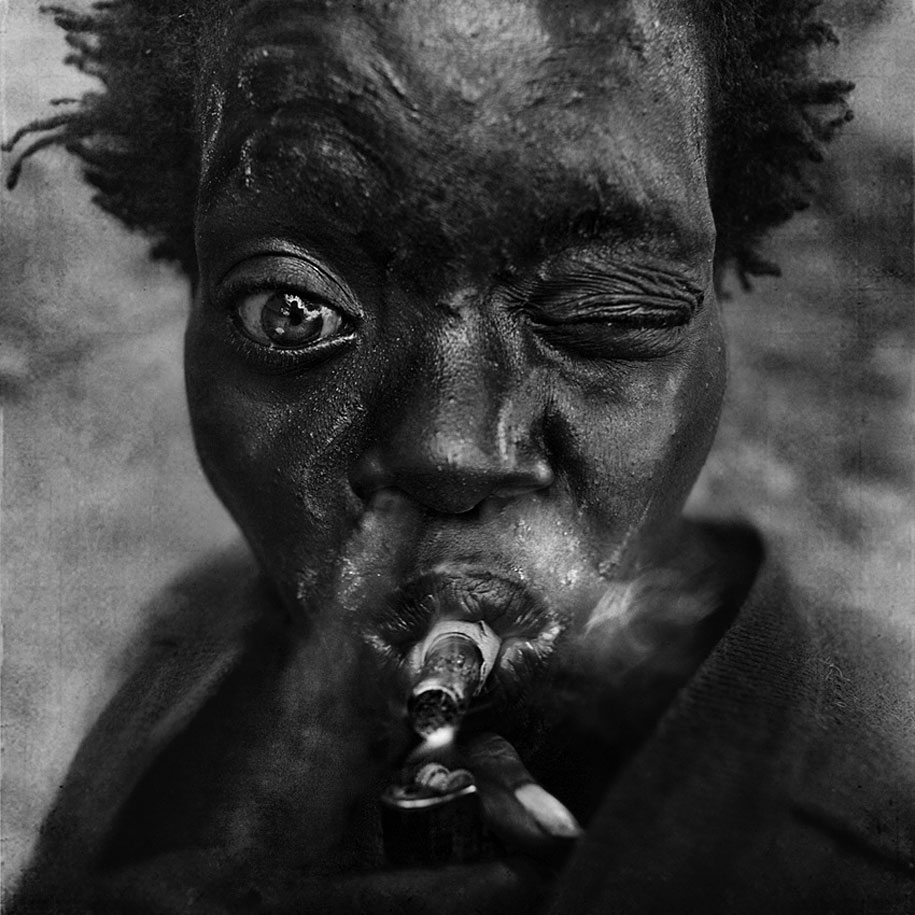 Portraits of Homeless People by Lee Jeffries (11)