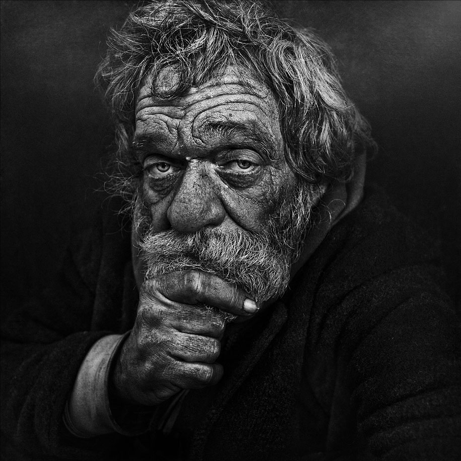 Portraits of Homeless People by Lee Jeffries (13)
