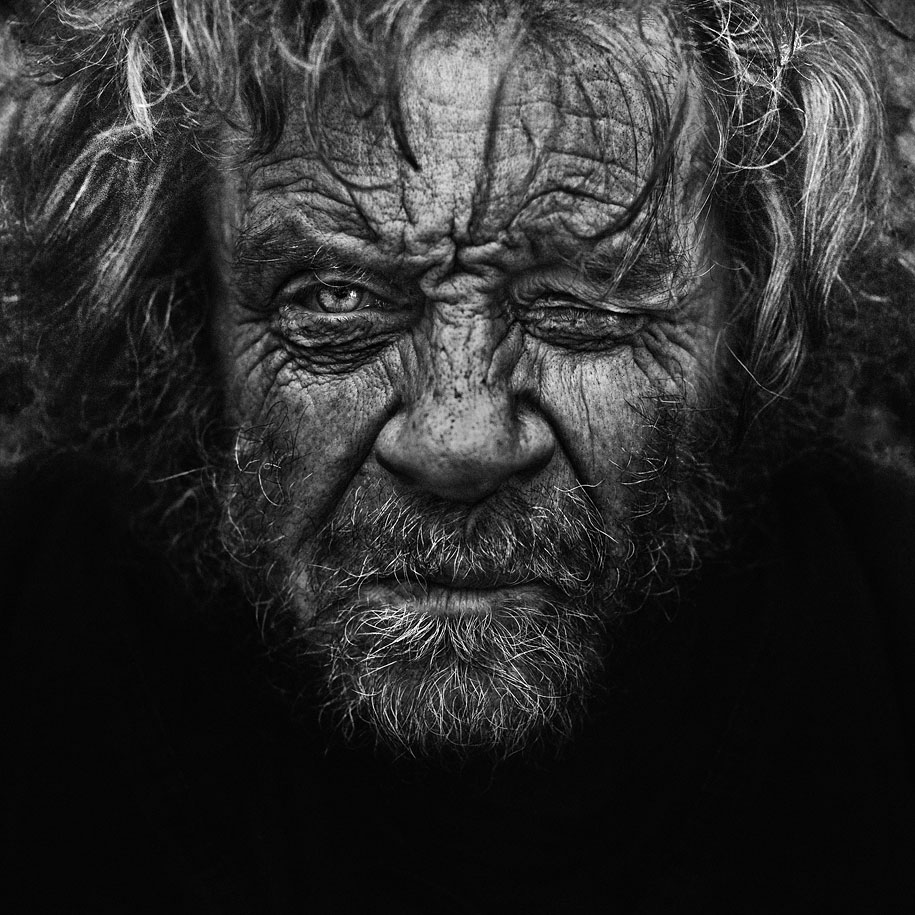 Portraits of Homeless People by Lee Jeffries (16)