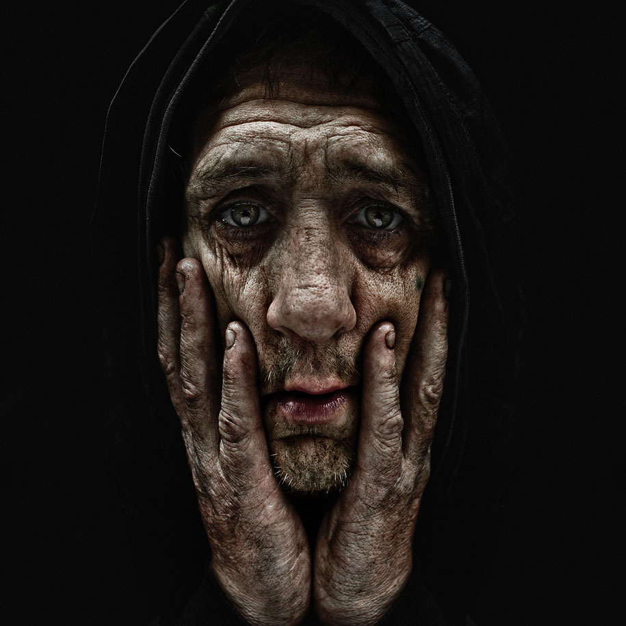 Portraits of Homeless People by Lee Jeffries (3)