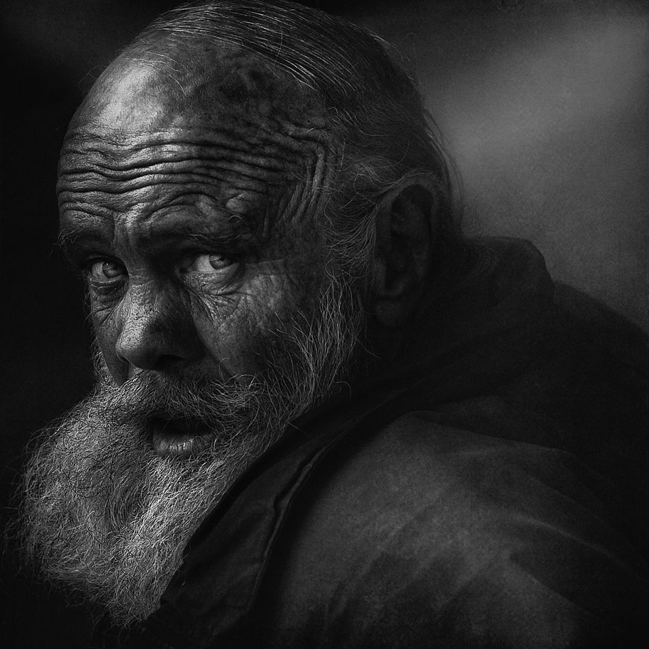 Portraits of Homeless People by Lee Jeffries (4)