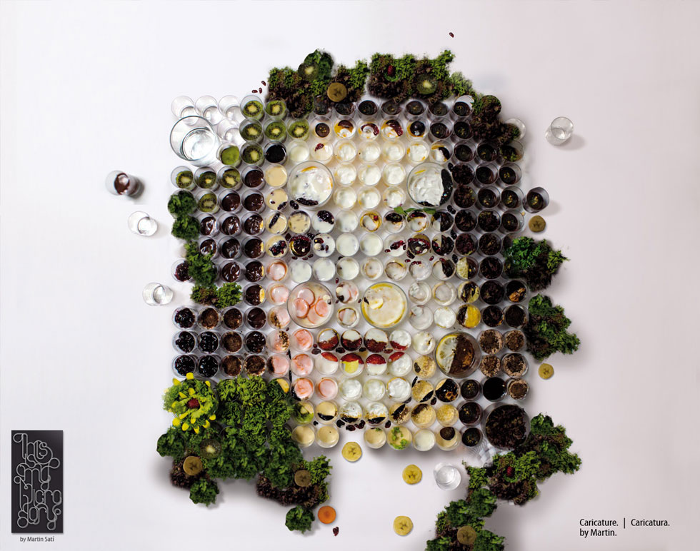 Vegetable Portrait Martin Sati  (12)