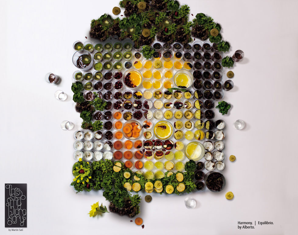 Vegetable Portrait Martin Sati  (8)